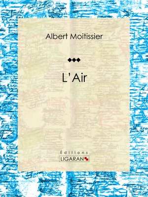 cover image of L'air
