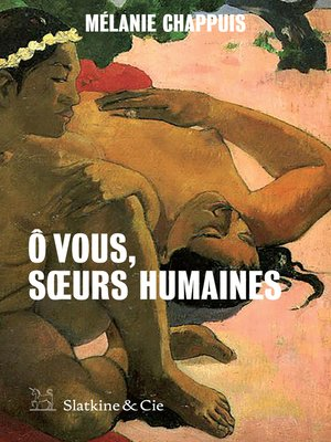 cover image of Ô vous, sœurs humaines