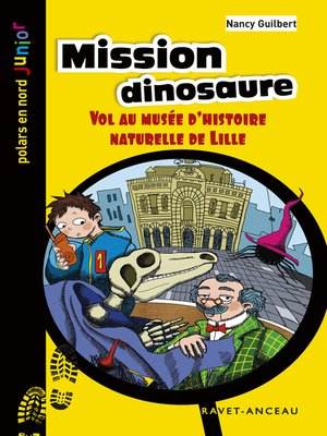 cover image of Mission dinosaure
