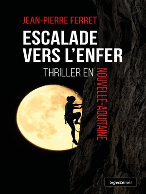 cover image of Escalade vers l'Enfer
