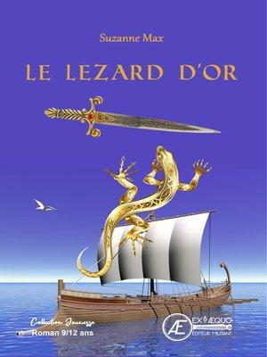 cover image of Le Lézard d'Or