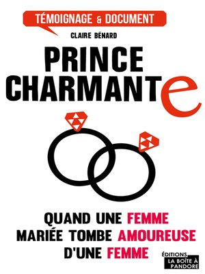 cover image of Prince charmante