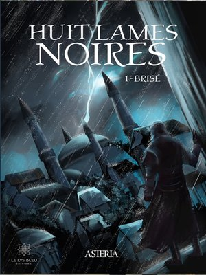 cover image of Huit Lames Noires--Tome 1