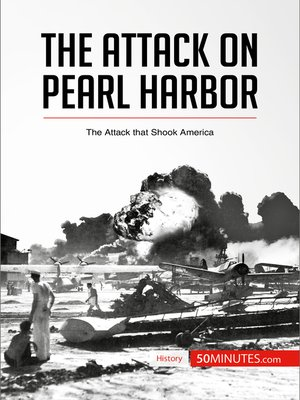 cover image of The Attack on Pearl Harbor