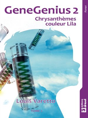 cover image of Chrysanthèmes couleur Lila
