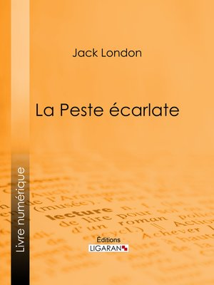 cover image of La Peste écarlate