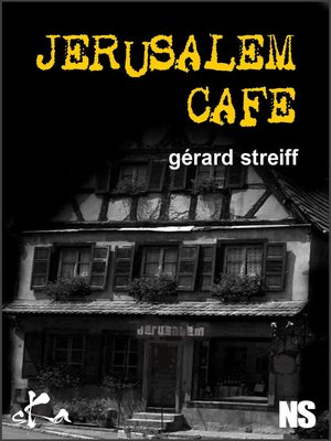 cover image of Jérusalem café