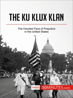 cover image of The Ku Klux Klan