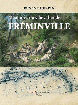 cover image of Mémoires du chevalier de Fréminville