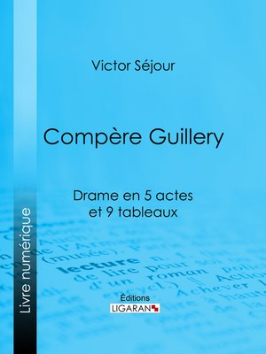 cover image of Compère Guillery