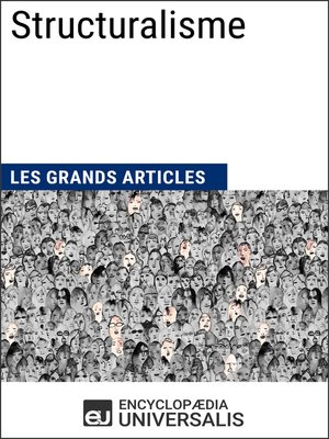 cover image of Structuralisme