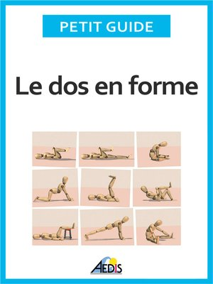 cover image of Le dos en forme