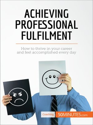 cover image of Achieving Professional Fulfilment