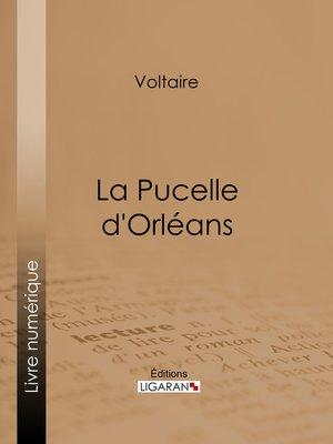 cover image of La Pucelle d'Orléans
