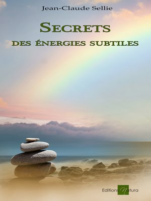 cover image of Secrets des énergies subtiles