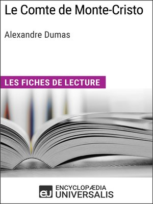 cover image of Le Comte de Monte-Cristo d'Alexandre Dumas