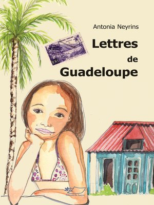 cover image of Lettres de Guadeloupe
