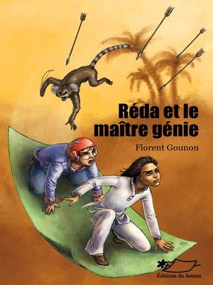cover image of Reda et le maître génie