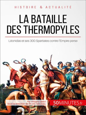 cover image of La bataille des Thermopyles