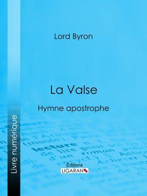 cover image of La Valse