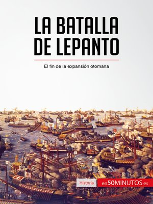 cover image of La batalla de Lepanto