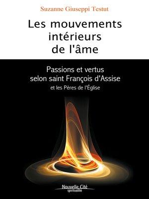 cover image of Les Mouvements intérieurs de l'âme