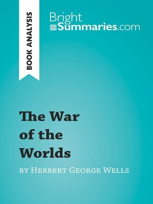 cover image of Book Analysis: The War of the Worlds by Herbert George Wells