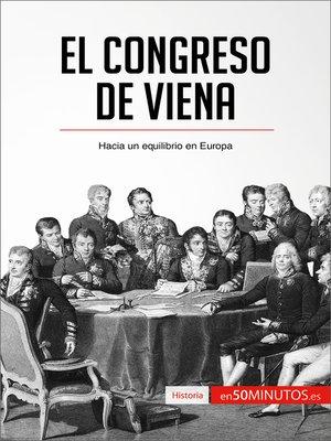 cover image of El Congreso de Viena