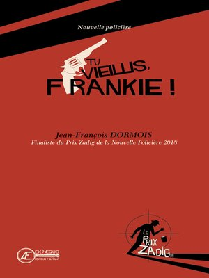 cover image of Tu vieillis, Frankie !