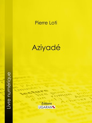 cover image of Aziyadé
