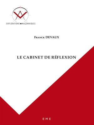cover image of Le cabinet de réflexion