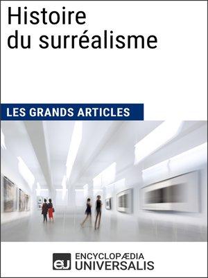 cover image of Histoire du surréalisme