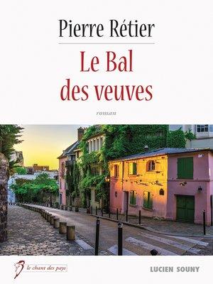 cover image of Le Bal des veuves