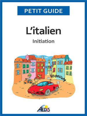 cover image of L'italien