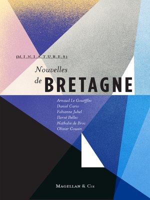 cover image of Nouvelles de Bretagne