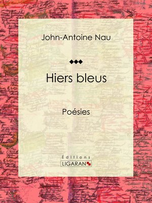 cover image of Hiers bleus