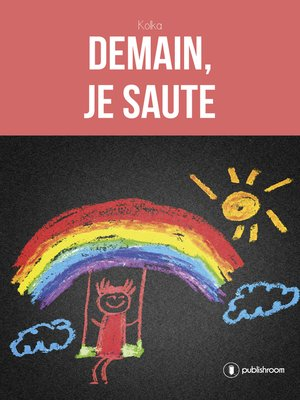 cover image of Demain, je saute