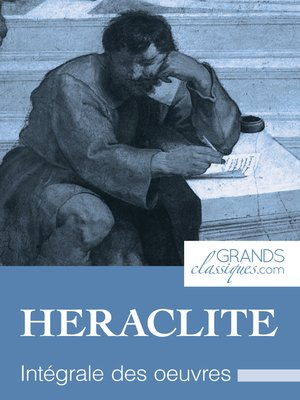 cover image of Héraclite
