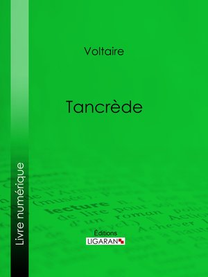 cover image of Tancrède