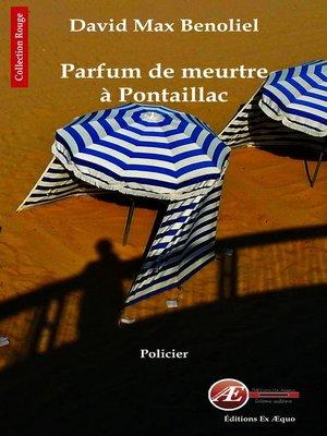 cover image of Parfum de meurtre à Pontaillac