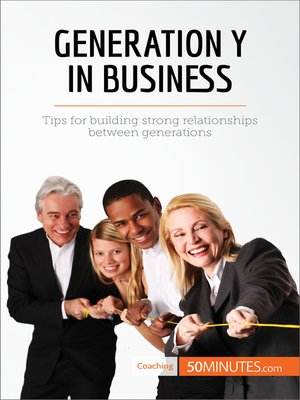 cover image of Generation Y in Business