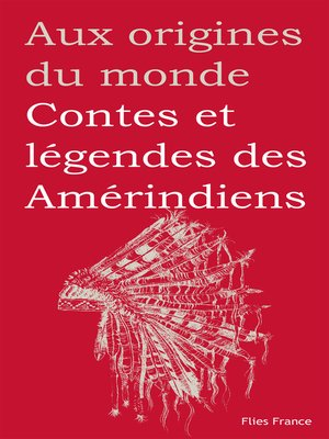 cover image of Contes et légendes des Amérindiens