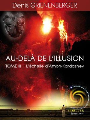 cover image of L'échelle d'Amon-Kardashev