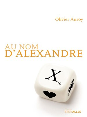 cover image of Au nom d'Alexandre
