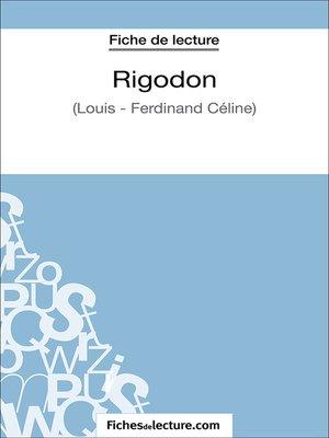 cover image of Rigodon
