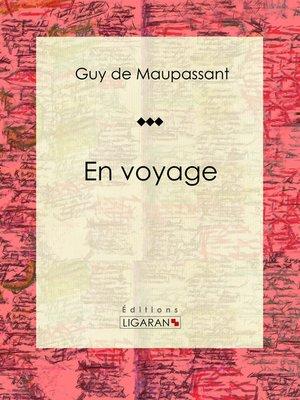 cover image of En voyage