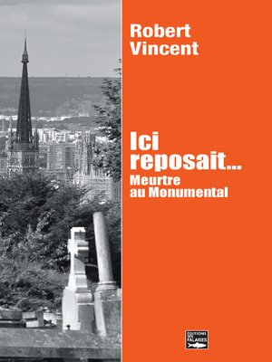 cover image of Ici Reposait...