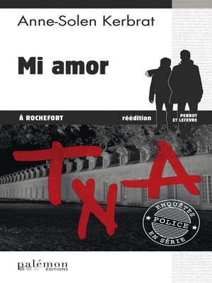 cover image of Mi amor à Rochefort