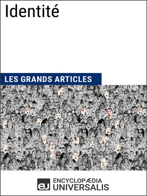 cover image of Identité