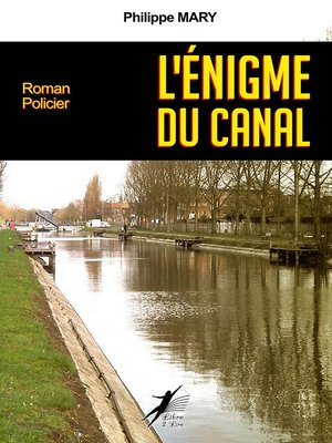 cover image of L'Énigme du Canal